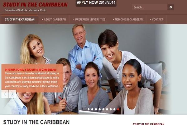 Study in Caribbean